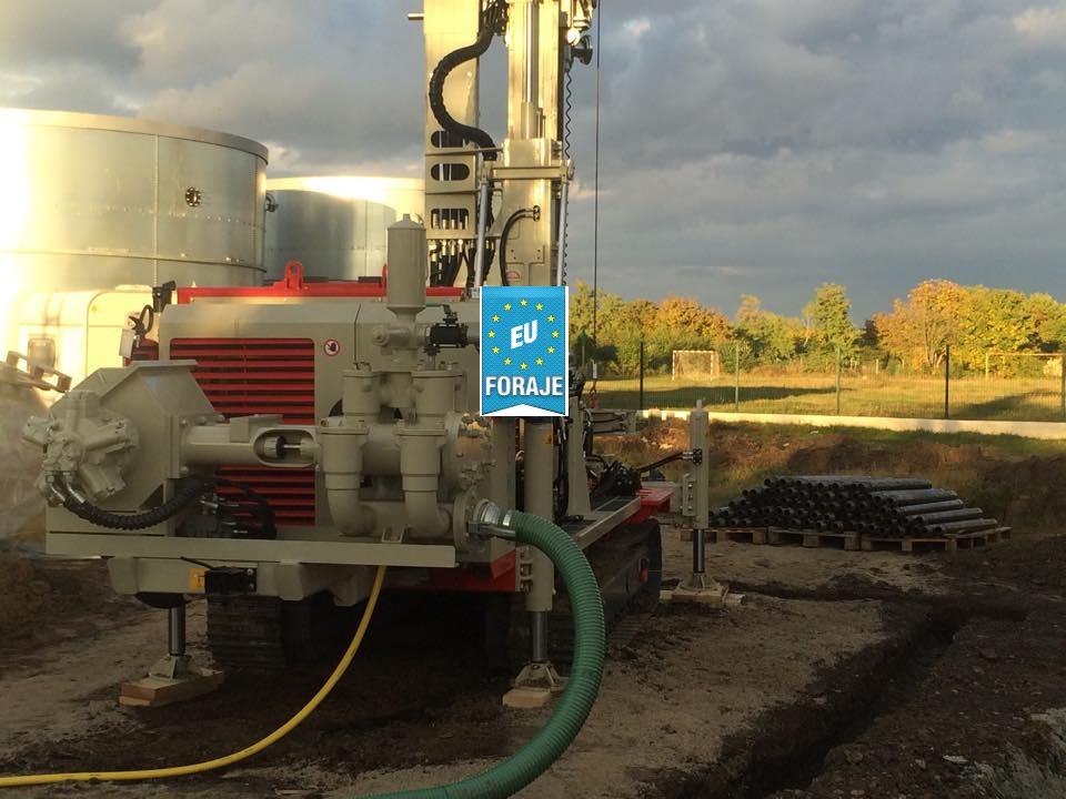 Eco Drill Foraje Puturi Bucuresti Ilfov
