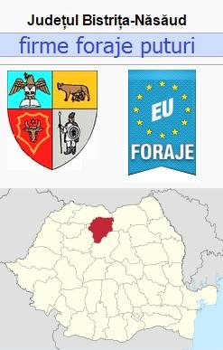 despre foraje in judetul Bistrita Nasaud Romania