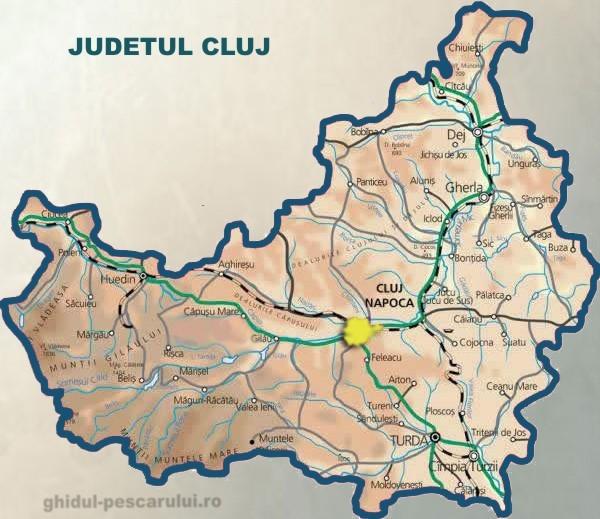 Foraje puturi pentru apa judetul Cluj