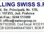 Drilling Swiss SRL Foraje puturi apa 0757577746