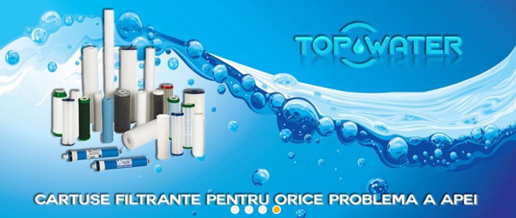 cartuse filtrare apa topwater